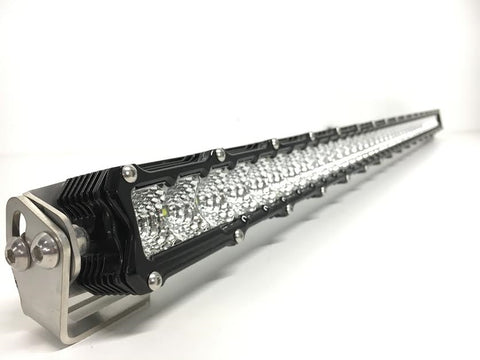 "HERETIC STUDIO : WRAITH LED LIGHT BAR 2.0 50"" (BILLET)"