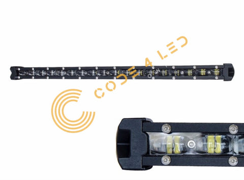 "Super Slim LED Lightbar 50"" Single Row"