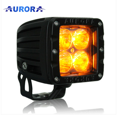 2 inch AMBER POD LED Light (spot or flood)