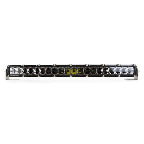Heretic Studio : 6-SERIES BILLET LED LIGHT BAR - 20 INCH CLEAR LENS