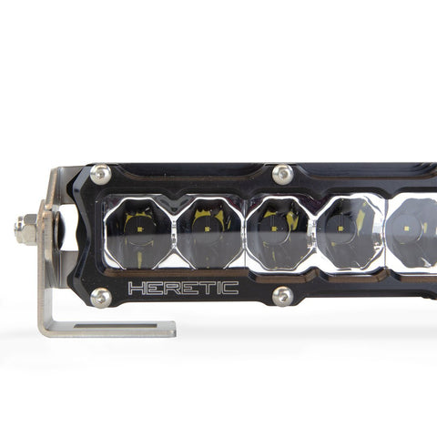 Heretic Studio : 6-SERIES BILLET LED LIGHT BAR - 40 INCH CLEAR LENS