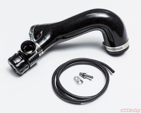 Agency Power : X3 BOV Kit : Adjustable Blow Off Valve with Silicone Hose Kit Can-Am Maverick X3 Turbo