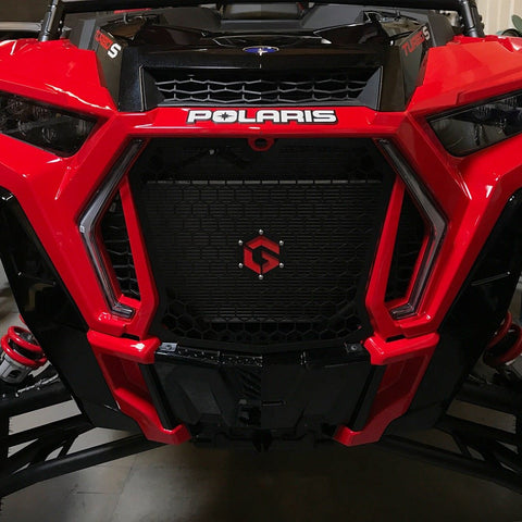 GEISER PERFORMANCE : RZR TURBO S GRILLE