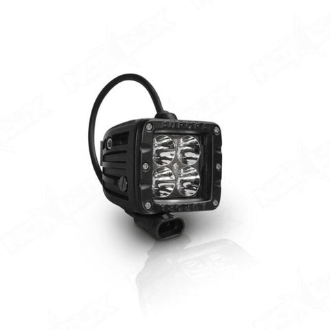 2 inch WHITE POD LED Light (flood or spot)