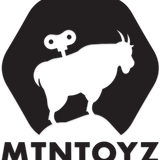 MTN Toyz Transfer Sticker White or Black : SHARE THE GOAT