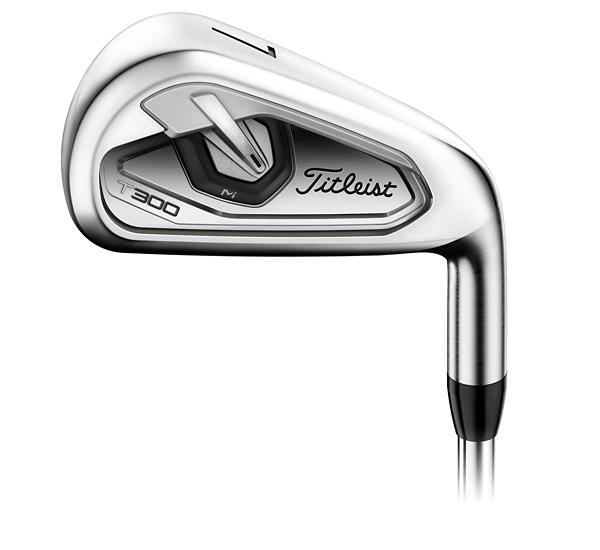 Set Fierros Titleist T300 Zurdo