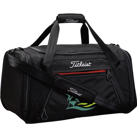 Travel Gear Custom Titleist Duffel Essentials