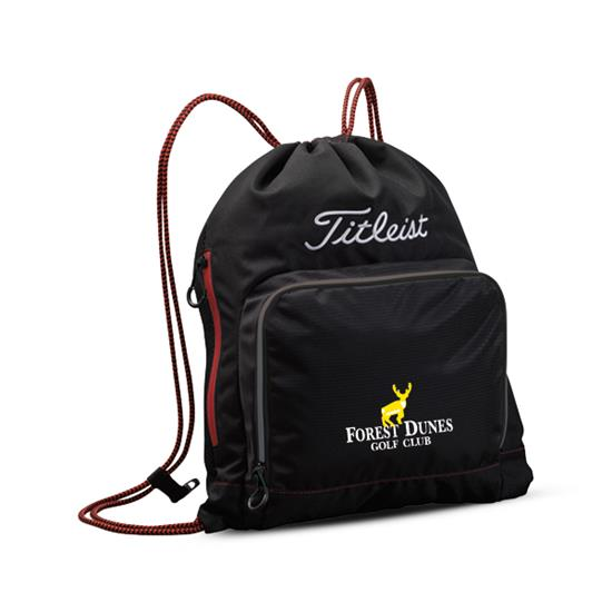 Travel Gear Custom Titleist Sack Pack Essentials