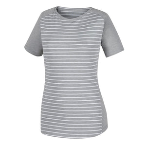 Playera FootJoy Striped Crew Neck Shirt Mujer