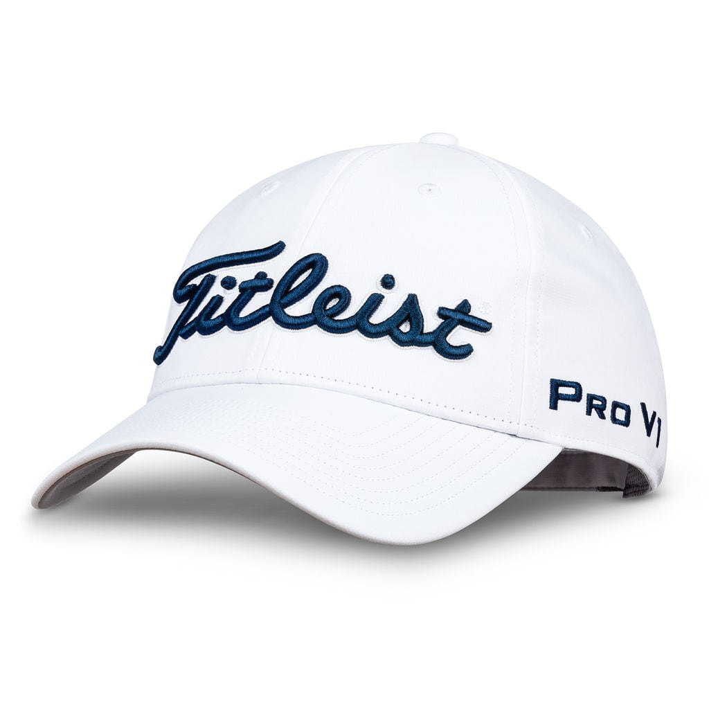 Gorra Custom Titleist Tour Performance White/Navy