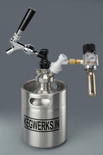 Load image into Gallery viewer, KEG Pro Tapping System - KEGWERKS.IN