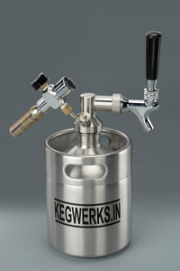 KEG Amateur Tapping System - KEGWERKS.IN