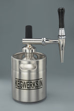 Load image into Gallery viewer, KEG Nitro Tapping System - KEGWERKS.IN