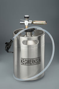 Growler KEG - KEGWERKS.IN