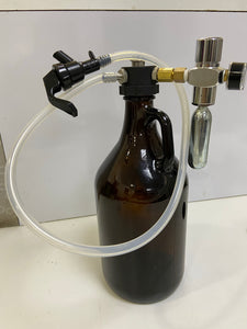Growler Party Tapping System - KEGWERKS.IN