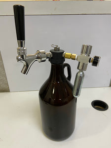 Growler Amateur Tapping System - KEGWERKS.IN