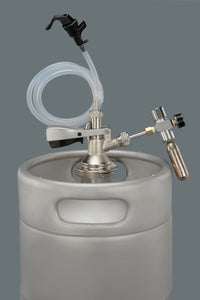 KEG Party Tapping System (A TYPE Spear) - KEGWERKS.IN