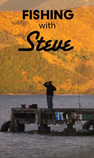 Fishing Lessons With Steve