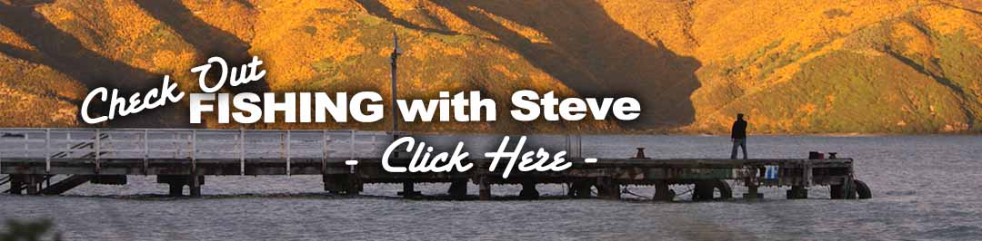 Fishing With Steve