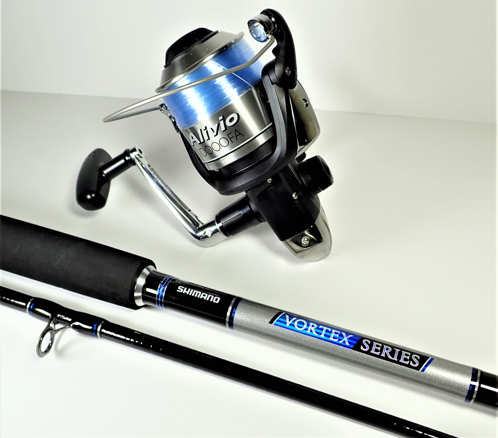 10FT Rod and Reel All Rounder Set