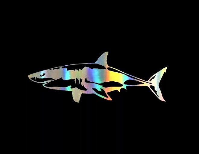 Great White Shark ~ Decal