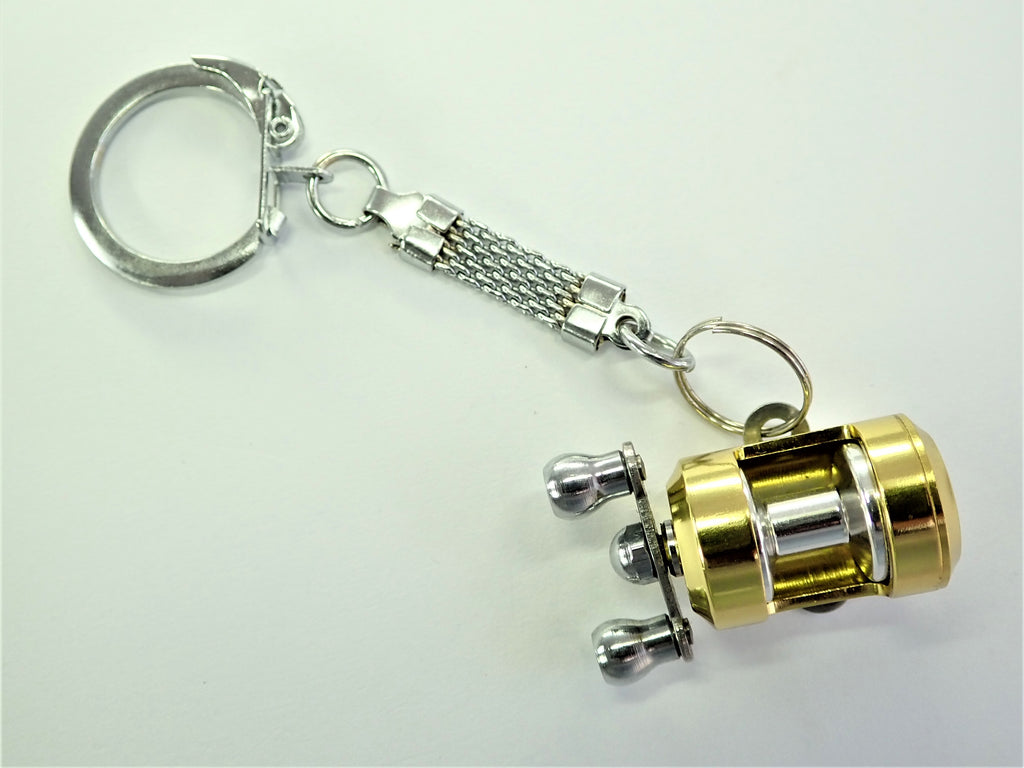 Free Spool Key Ring