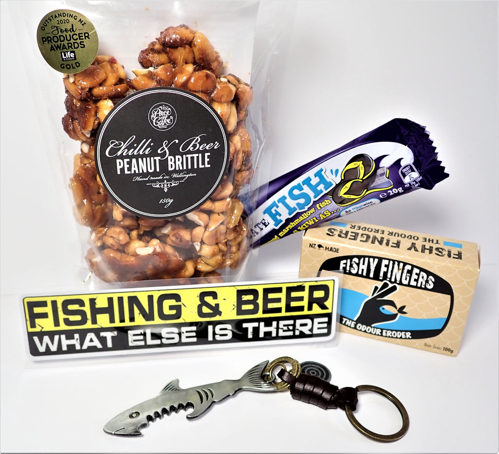 Fishing and Beer Gift Pack