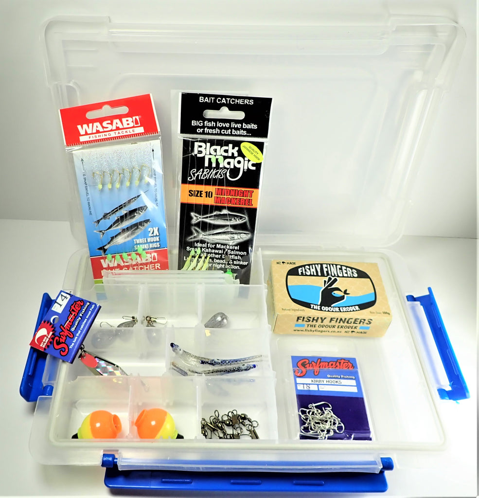 Complete Kids Fishing Set