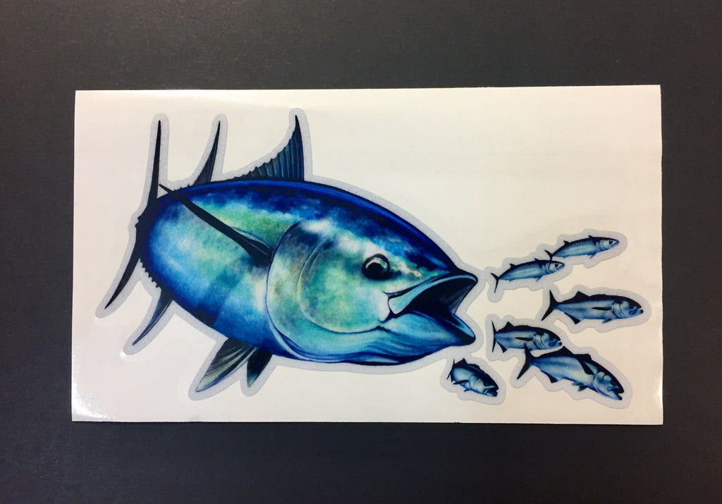 Tuna ~ Decal (Reflective)