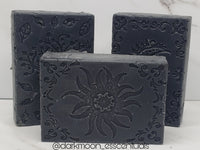 Samhain Activated Charcoal Facial Soap