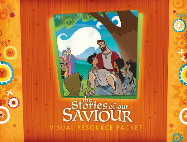The Life of Christ: Stories of Our Saviour Visual Aid Pack