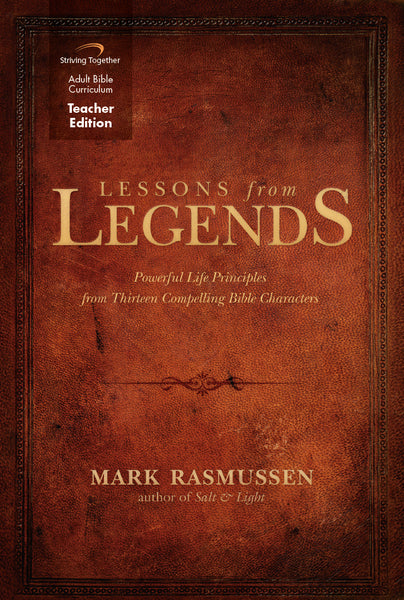 Lessons from Legends Teacher Edition Download
