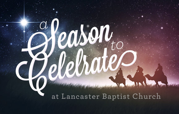A Season to Celebrate—Outreach Card
