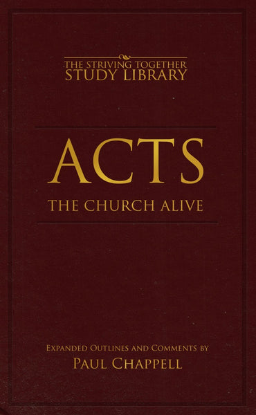Less Than Perfect: Acts: The Church Alive