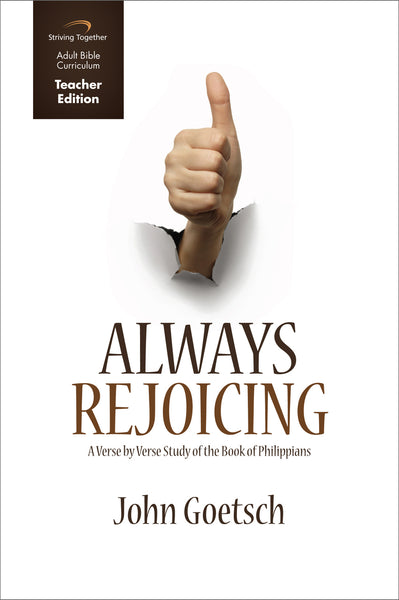 Always Rejoicing Teacher Edition Download
