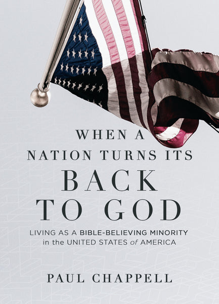 When a Nation Turns its Back to God