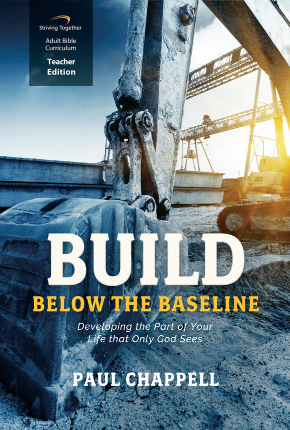 Build Below the Baseline Teacher Edition Download