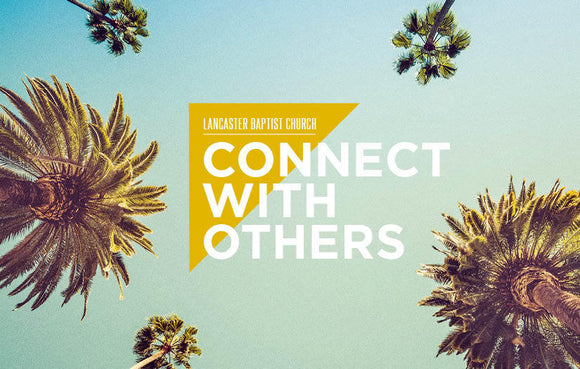 Connect With Others—Outreach Card