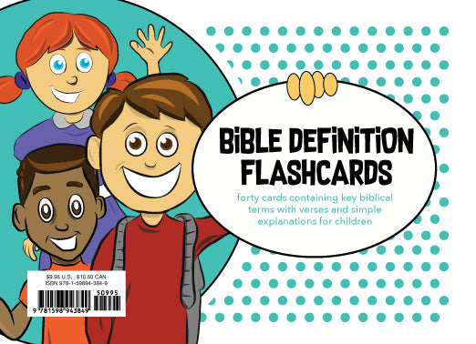 Bible Definition Flashcards