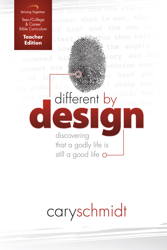 Different by Design Teacher Edition Download