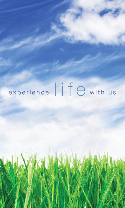 Experience Life—Gospel Tract