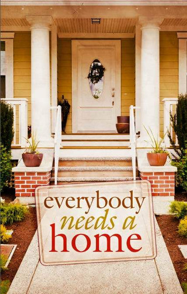 Everybody Needs a Home—Outreach Card