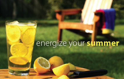 Energize Your Summer—Gospel Tract