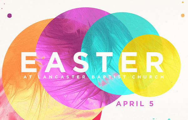 Easter Circles—Outreach Card