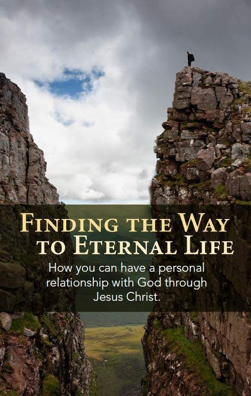 Finding the Way—Outreach Card