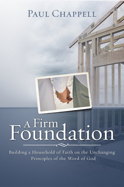 A Firm Foundation Book