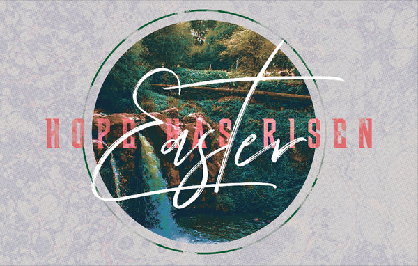 Easter: Hope Has Risen—Outreach Card