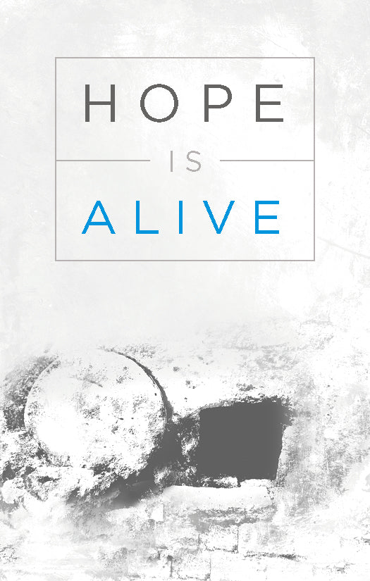 Hope Is Alive—Outreach Card