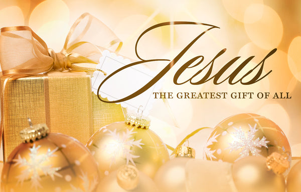 Greatest Gift—Outreach Card