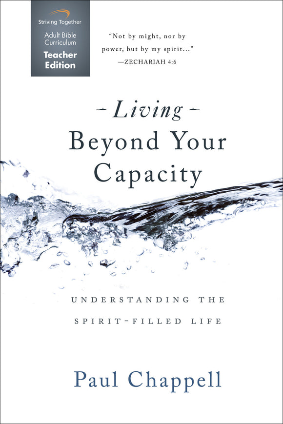 Living Beyond Your Capacity Teacher Edition Download
